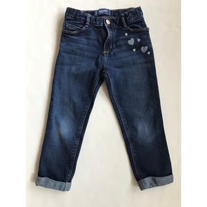 Old Navy Girls Boyfriend Jeans    4T